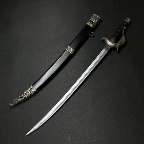 『ジョセフの剣』6:1スケール金属製模型