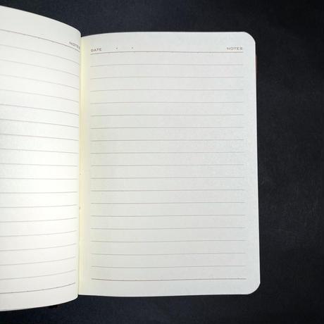 『筆記帳』ソフトカバー