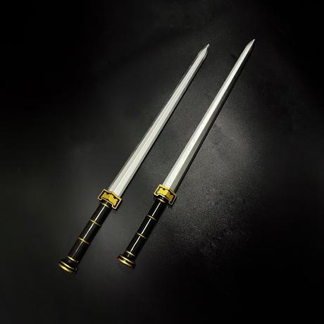 『漢・双剣』八面漢剣 ポリウレタン・グラスファイバー