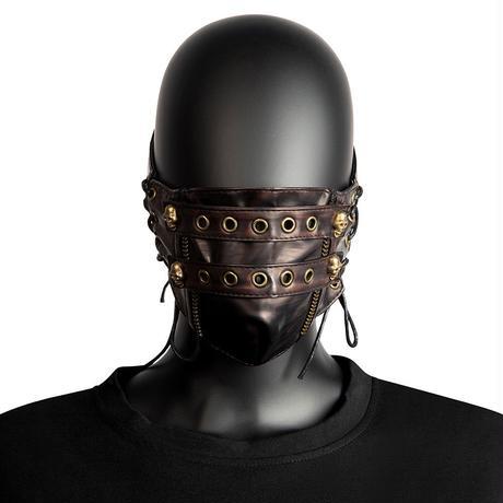 【屍(シカバネ)】レザーマスク