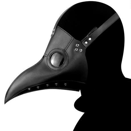 シンプルタイプ ペスト防護マスク