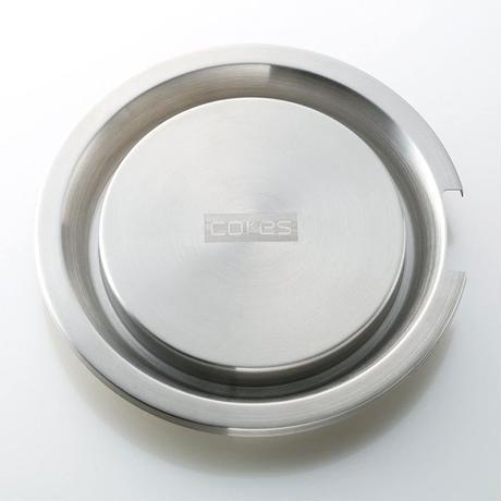 Cores コレス コーンステンレスフィルター コーヒー 8杯用 ドリッパー フィルター C270SS