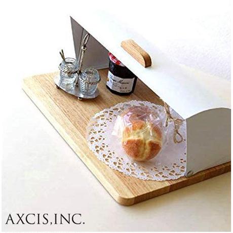 アクシス ローラートップ ウッドベース/ブレッドケース キッチン収納 AXCIS  商品番号 homestead-2458