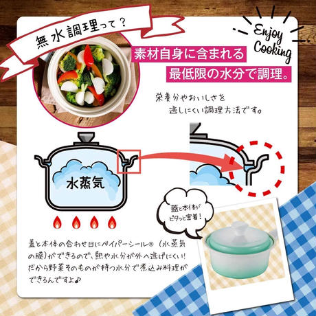 ビタクラフト ライト 片手鍋15cm ピンク/グリーン Vita Craft Light セラミックコーティング IH対応