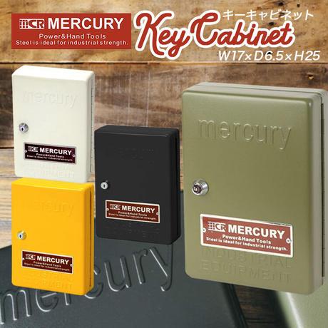 MERCURY マーキュリー キーキャビネット キーケース キーBOX おしゃれ 鍵付き 鍵 収納 アメリカンビンテージ アメリカン