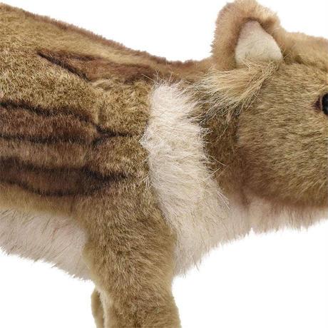 HANSA ハンサ イノシシ (仔) 4853 リアル ぬいぐるみ 動物 愛らしい プレゼント アニマル ウリ坊 ウリボー
