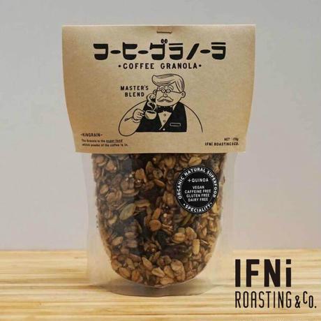 IFNi ROASTING&CO./イフニ コーヒーグラノーラ 170g カフェインフリー グルテンフリー