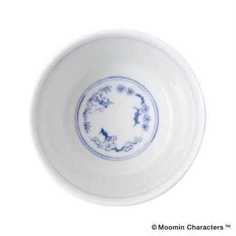 moomin × amabro SOMETSUKE 猪口 アマブロ ソメツケ 3個セット ムーミン 有田焼 和食器 日本製