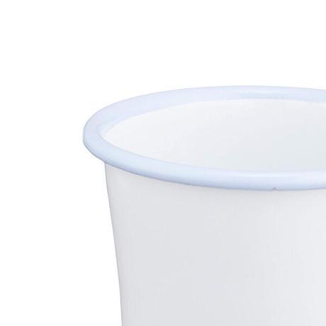 アクシス HOME STEAD タンブラー 琺瑯 ホーロー キッチン コップ ブルー ロゴ hs164 AXCIS
