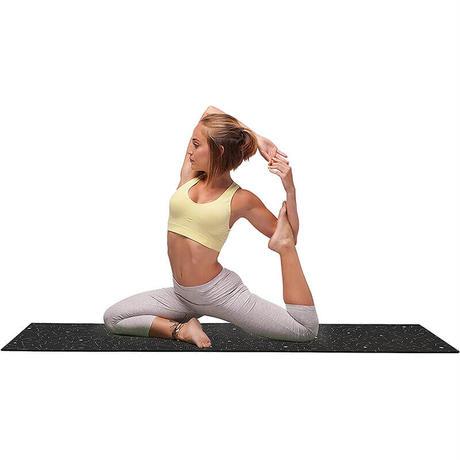 DOIY ドーイ Yoga Mats ヨガマット 厚さ 5mm 携帯用 おしゃれ おうちエクササイズ 筋トレ ストレッチ ダイエット