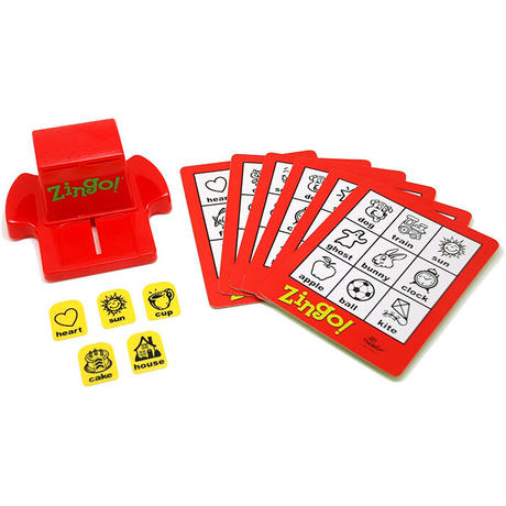シンクファン (ThinkFun) ジンゴ (Zingo) [正規輸入品] ビンゴゲーム