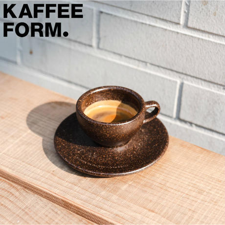 Kaffeeform Espresso カフェフォルム エスプレッソカップ&ソーサー 60ml