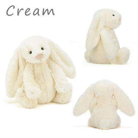 Jellycat ジェリーキャット うさぎのぬいぐるみ Bashful Bunny Medium Mサイズ:31cm