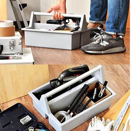 Hunersdorff ヒューナースドルフ Universal Tool Caddy ユニバーサルツールキャディ 工具箱 収納 インテリア