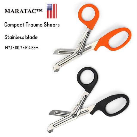 MARATAC マータック Compact Trauma Shears コンパクトトラウマシアーズ ステンレス ブレード はさみ 登山 キャンプ アウトドア 装備