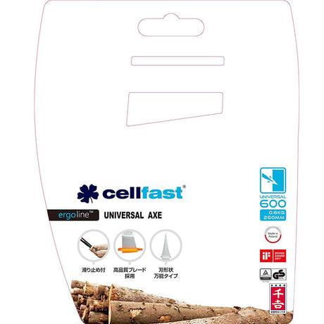 cellfast セルファスト 万能アッキス 斧 千吉 600.00 260mm ユニバーサル斧 サバイバルツール