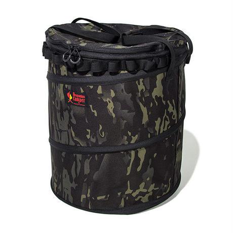 Oregonian Camper ポップアップトラッシュボックス (ブラックマルチカモ) POP-UP TRASH BOX 折り畳み式ゴミ箱 オレゴニアンキャンパー