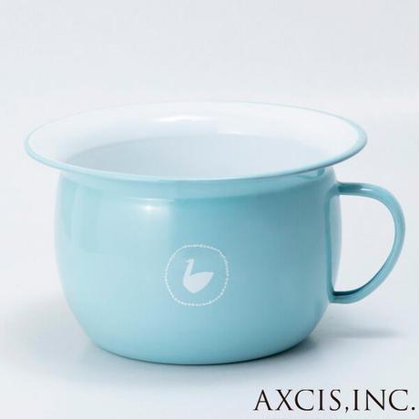 アクシス スワンチャンバーポット ホーロー容器 2.7L axics