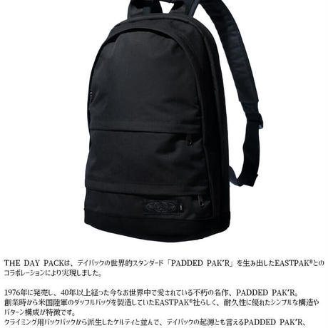 THE DAY PACK by EASTPAK リュックサック バックパック タウンユース おしゃれ シンプル 軽量 通勤 通学 ビジネス