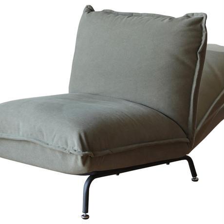 nora.ノラ mangi sofa (マンジーソファ) 一人掛け 42段階リクライニング and g アンジー 関家具