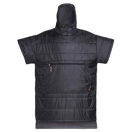 VOITED サーフポンチョ ウェットスーツの着替え用ローブ マイクファイバー タオル サーフィン マリンスポーツ