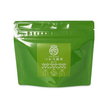 つわ乃緑茶ティーバッグ2g×8個入り(10袋以内までポスト便で全国一律送料500円)
