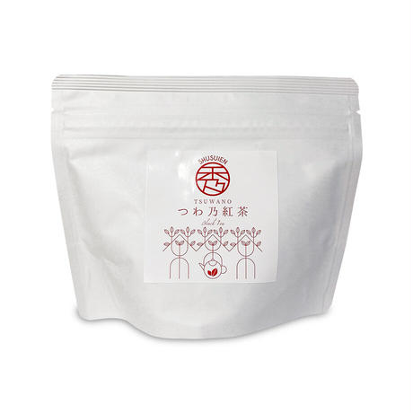 つわ乃紅茶テトラ型ティーバッグ3g×8個入り(10袋以内までポスト便で全国一律送料500円)