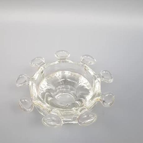 ガラス製のキャンドルホルダー/GR102