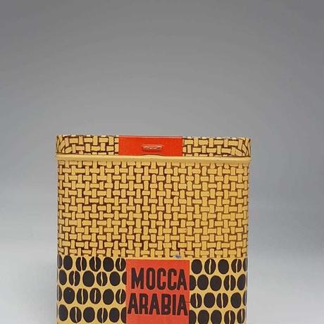 1970's チェコ製 コーヒー缶 BD015