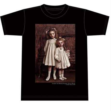 Black Pearl Collaboration ''Aristocrat'' T-shirt