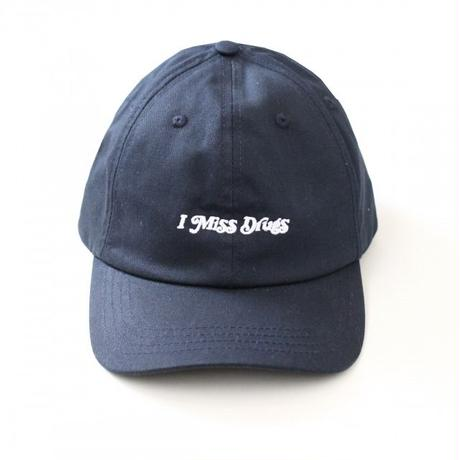 """I MISS DRUGS"" DAD HAT <Made In Paradise>"