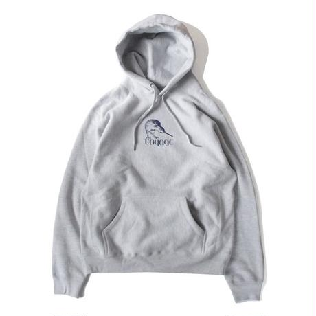 Voyage Kiwi Hooded Sweatshirt <Grey Heather>
