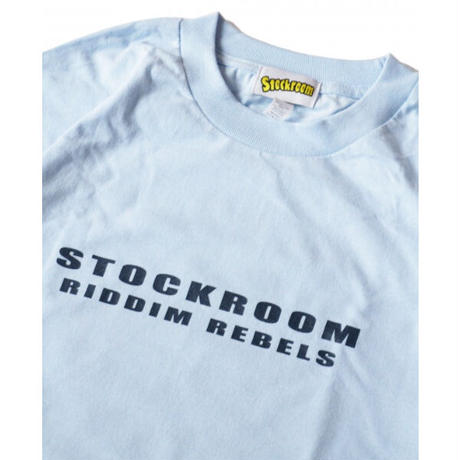 "Stockroom Original Wear ""RIDDIM REBELS"" L/SL Tee Graphic by Daniel Tager"