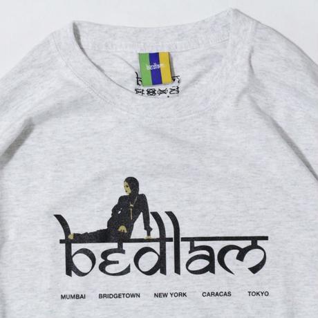 Bedlam RIHLAX L/SL Tee Designed by RAFMATICS  <Ash Grey>