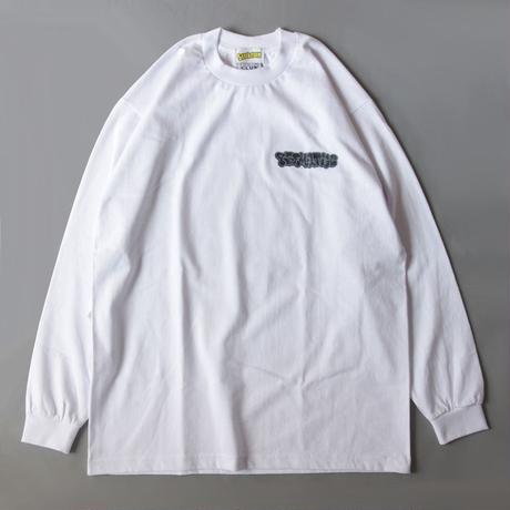 Stockroom x Rafmatics Bronx L/SL Tee <White>