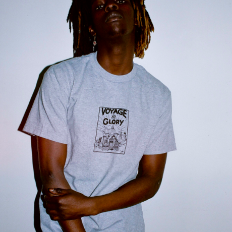 Voyage In Glory S/SL Tee <Heather Grey>