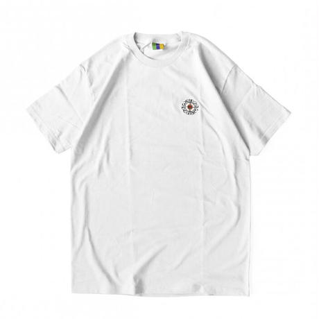 Bedlam Target S/SL Tee <White>