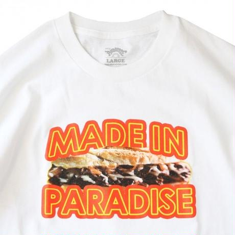 PHILLY CHEESE TEE <Made In Paradise>