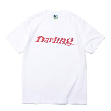 Voyage/Darling... S/SL Tee <White>