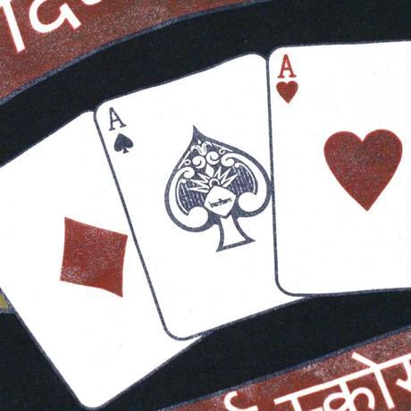 Bedlam Trip Ace L/SL Tee <Black>