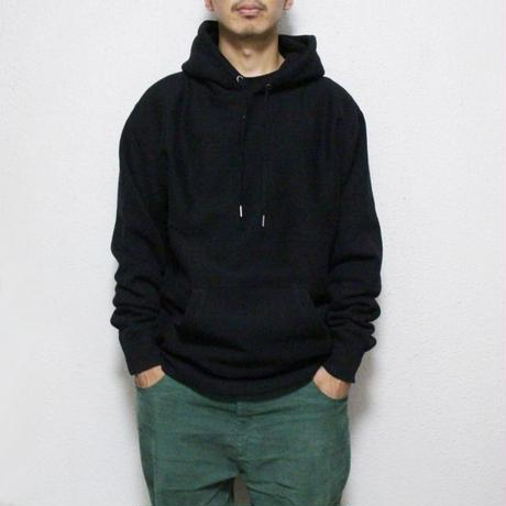 Voyage Society Hooded Sweatshirt <Black>