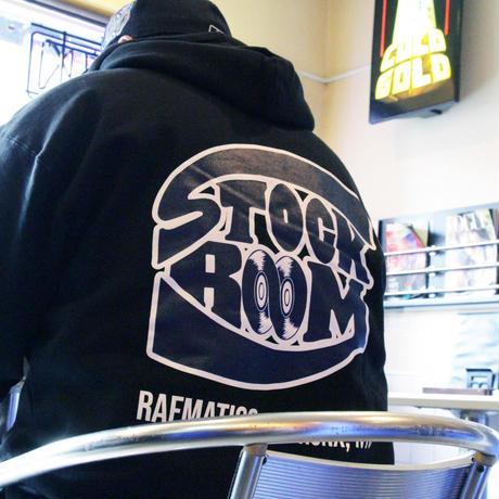 "Stockroom x Rafmatics ""Bronx"" Hoody <Black>"