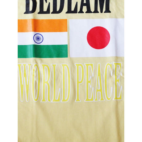 Bedlam World Peace Tee