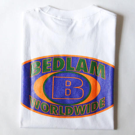 Bedlam World Wide S/SL Tee With Pocket