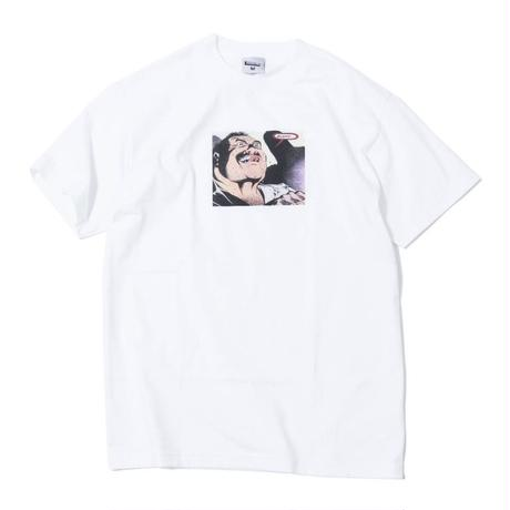 "Bueno <It means good> Comic Tee ""White"""