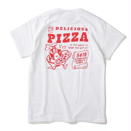 Delicious Pizza S/SL Tee