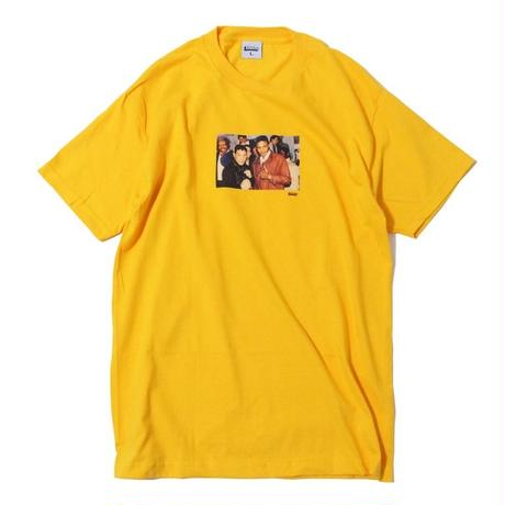 "Bueno <It means good> Changing Of The Guard Tee ""Yellow"""
