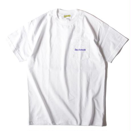 Stockroom 5th Anniv. Mouse S/SL Tee With Pocket Designed By Naoya Koide