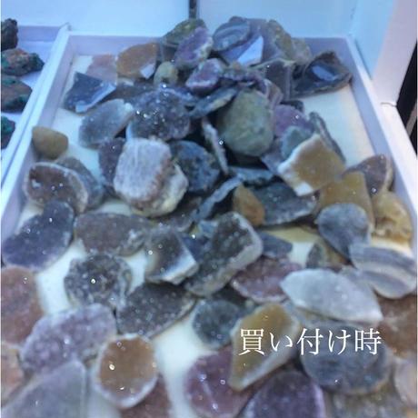 FF6 ドゥルージークォーツ磨き石