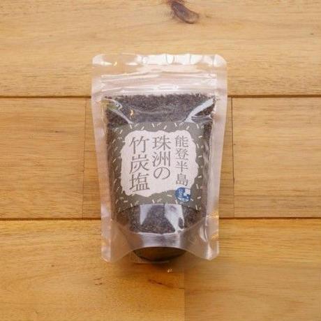 能登半島 珠洲の竹炭塩 【新海塩産業】